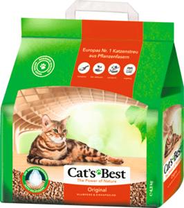 Cat's Best Original macskaalom 10l