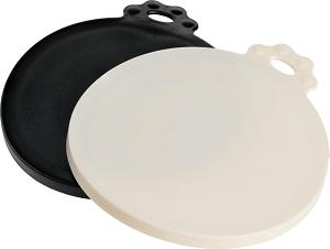 AniOne konzervtető fekete, fehér 10,5 cm