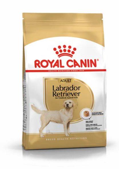 Royal Canin Breed Health Nutrition Labrador Retriever adult száraz kutyaeledel 12kg