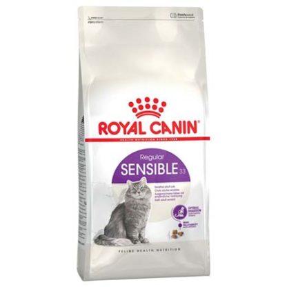 Royal Canin Feline Health Nutrition Sensible 33 száraz macskaeledel 400g