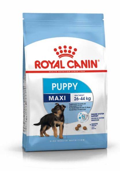 Royal Canin Size Health Nutrition Maxi puppy száraz kutyaeledel 15kg