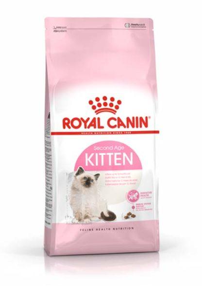 Royal Canin Feline Health Nutrition Kitten száraz macskaeledel 4kg