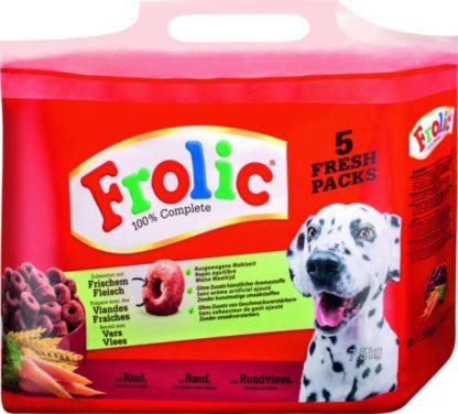 FROLIC kutya szárazeledel marha&répa 7,5kg