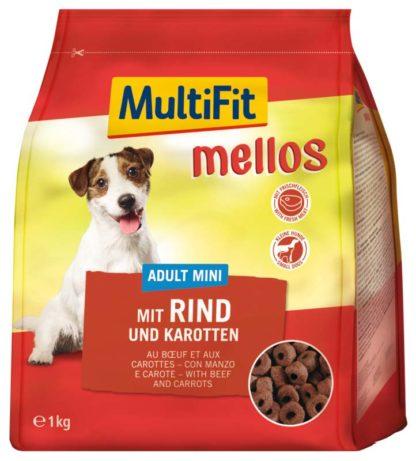 MultiFit kutya szárazeledel Mellos mini marha 1kg