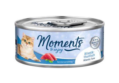 Moments macska konzerv adult atlanti-óceáni tonhal 70g