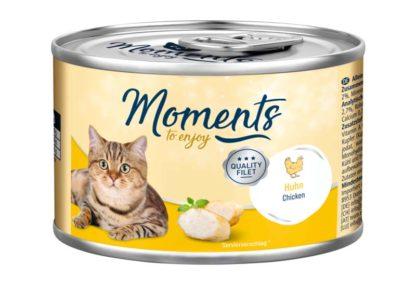 Moments macska konzerv csirke 140g