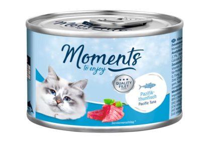 Moments macska konzerv csendes-óceáni tonhal 140g
