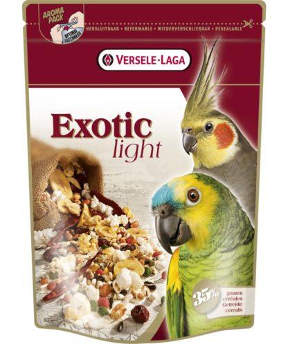 Versele-Laga Exotic papagájeleség light 750g