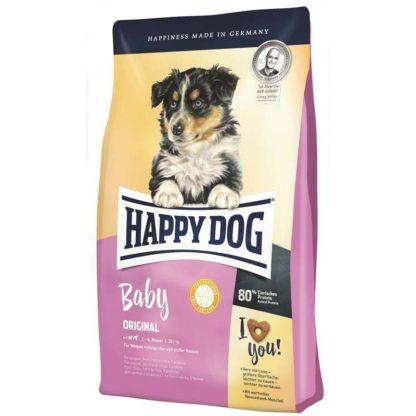 Happy Dog kutya szárazeledel Baby Original 1kg
