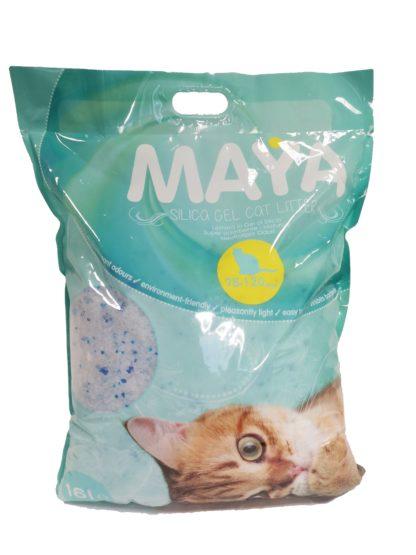 Maya szilikátos macskaalom 16l