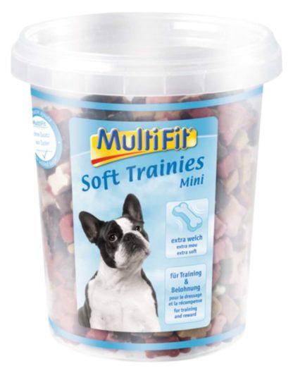 MultiFit Soft Trainies mini kutya jutalomfalat 300g