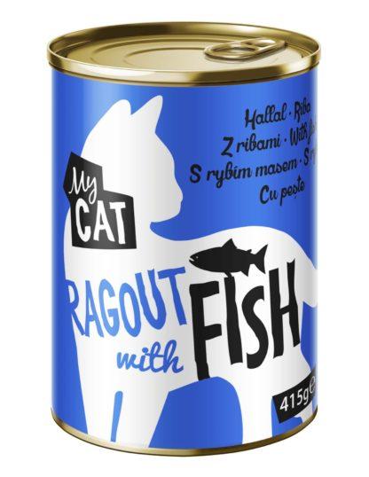 MyCat macska konzerv adult hal 20x415g