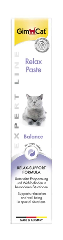 GimCat Expert Line macska paszta relax 50g