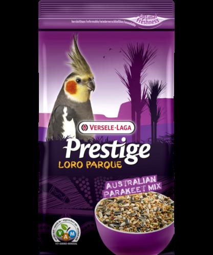 Versele-Laga Prestige Australian Parakeet törpepapagáj eleség 1kg