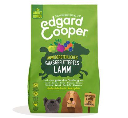 EDGARD & COOPER száraz kutyaeledel adult bárány&alma 2,5kg
