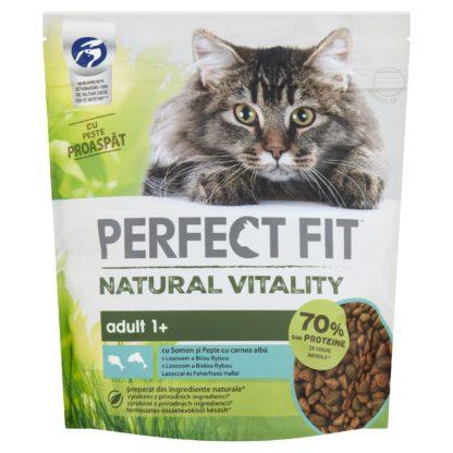 Perfect Fit Vital Nature száraz macskaeledel adult lazac 650g