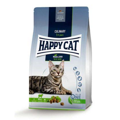 Happy Cat Culinary száraz macskaeledel adult bárány 1,3kg